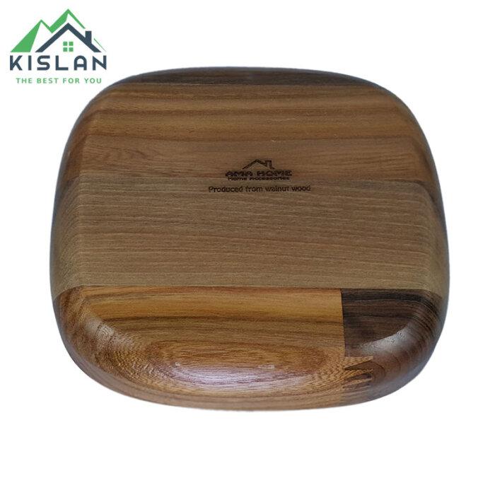 کاسه چوبی فنیس سایز 21 آماهوم