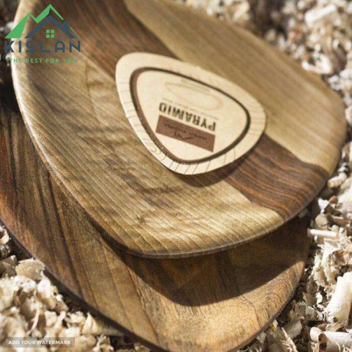 پیش دستی مثلث چوبی آماهوم سایز 18